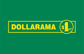 Dollarama at Wetaskiwin Mall in Wetaskiwin, Alberta